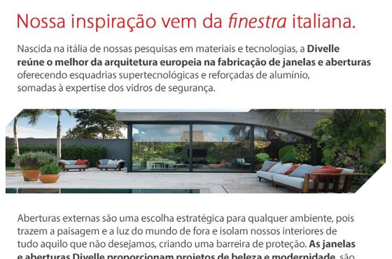 Nossa inspira o vem da finestra italiana - Finestra italiana ...